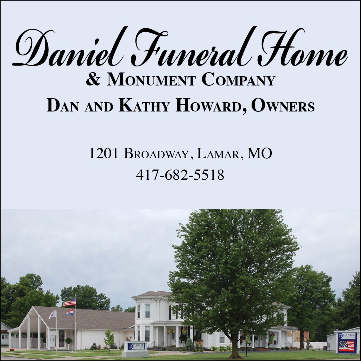 Daniel Funeral Home