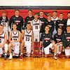 The Lamar Tigers Boys' Basketball team finished first in the 55th Annual Dennis Cornish Classic held November 30 through December 2, in Lockwood. Team members, front row left to right are, Wyatt Hull, Parker King, Chase Davey, Mark Venable, Ian Moore, Garrett Morey, Brett Mason, Donte Stahl and Noah Schiltz, manager. Back row, standing left to right are, Assistant Coach Bryan Adams, Mike Green, J.D. Bishop, Connor O'Neal, Truman Kaderly, Jonathan Jeffries, Travis Bailey, Case Tucker, Drew Bunton, Landon Hardman, Head Coach Tyler Ryerson and Travis Noyes, manager. The Tigers have started off their season with a 3-0 record, beating Pleasant Hope, Jasper and Lockwood.