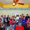 Lamar Democrat/Melissa Little The Barton County Chamber of Commerce held a grand re-opening ribbon cutting celebration at 12 noon on Wednesday, Feb. 21, at El Charco in Lamar. Following the ribbon cutting, the first 50 chamber members that ate lunch received 50 percent off their check.