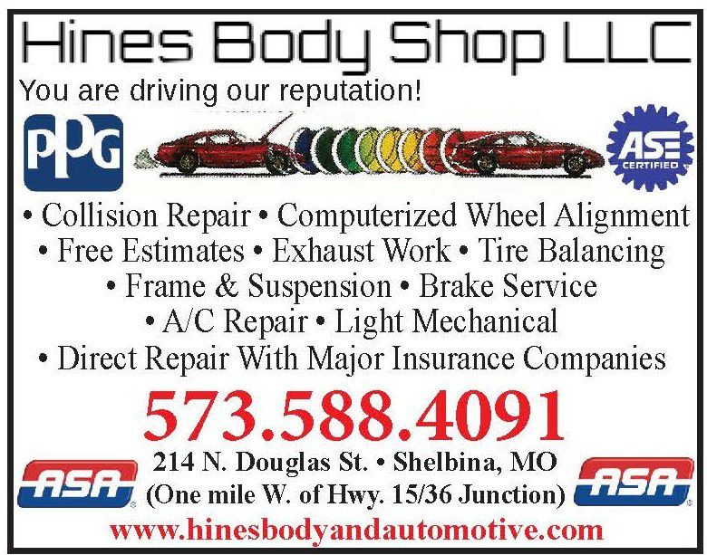 Hines Body Shop