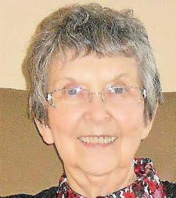 Pauline James Ball 1930-2018