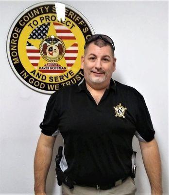 Sheriff David Hoffman, Photo by Robin Gregg