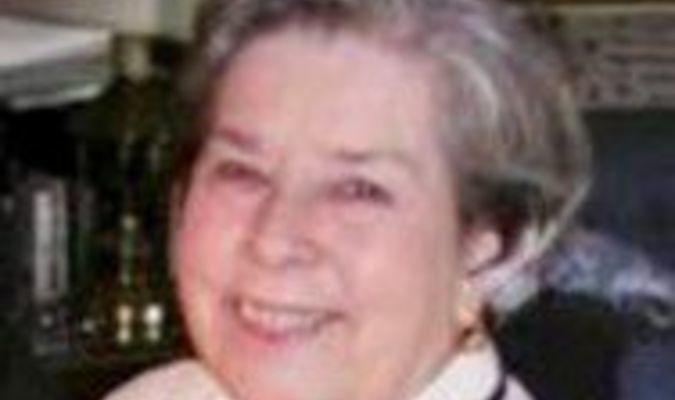 Carolyn Holmes Hamilton 1931-2019