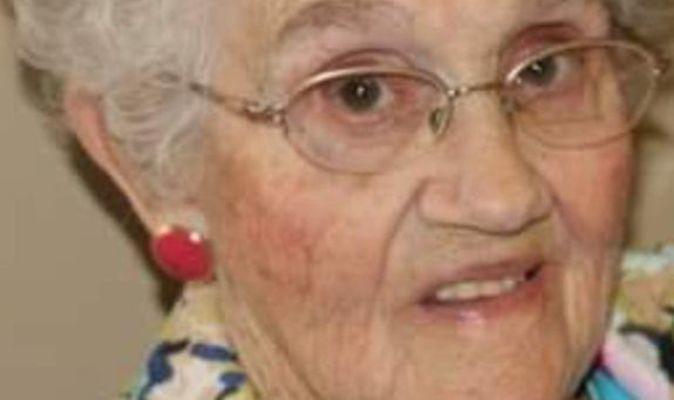 Charlotte Virginia Moss Vaughn 1922-2019
