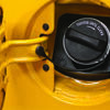 Replacing cracked or damaged gas caps is one way to make a vehicle more eco-friendly.