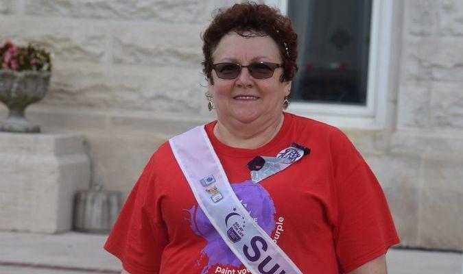 Rosemarie Raines Cancer Survivors