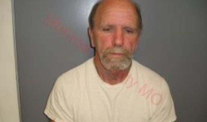 Michael Redpath, arrested on charges of failure to register as a sex offender.