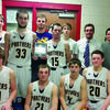 The Madison Panthers captured the third place trophy with a thrilling 58-51 win over Schuyler County.