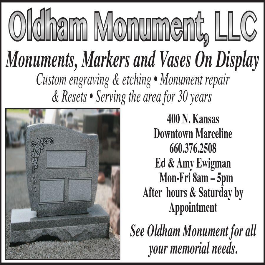 Oldham Monument