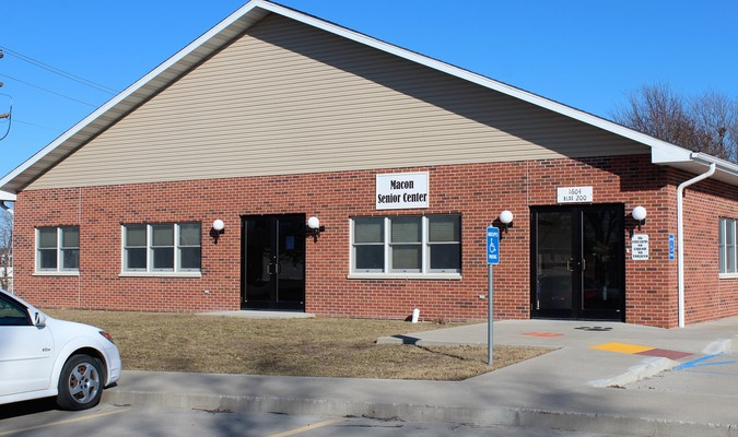 Macon Senior Center is located at 1604 Maffry Avenue Building 200 in Macon.