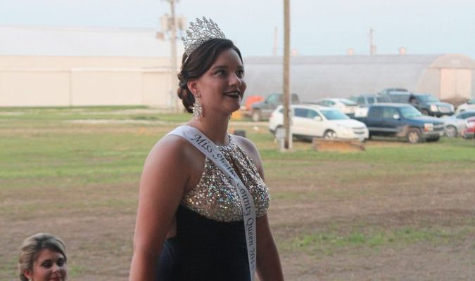 2015 Shelby County Queen Amanda Carpenter