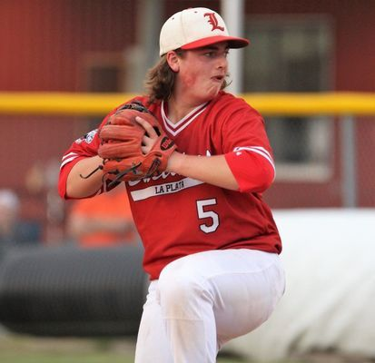 Tanner Pipes 2nd Team Pitcher