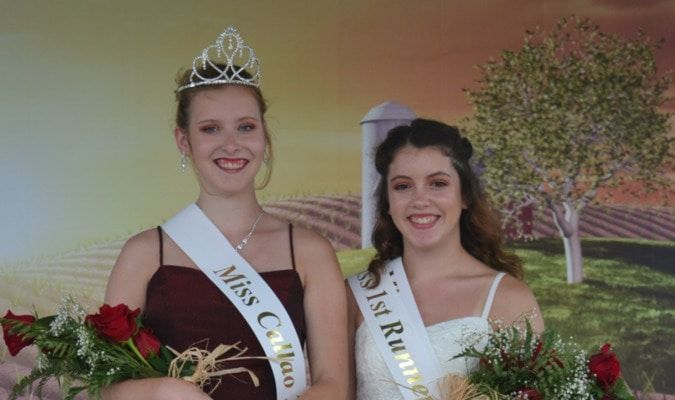 Harley Stucki also came in as the 1st runner up to Kyla Smith, the 2019 Miss Callao.