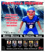 Football Preview 2017 - Bray-Doyle & Central High