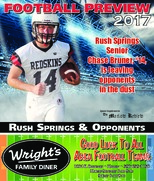 Football Preview 2017 - Rush Springs & Opponents