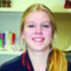 """AN OKLAHOMA CHRISTMAS: German exchange student Svenja """"Vinny"""" Luggenhoelscher changed her mind about going home to Germany for the holidays in order to experience Christmas in the U.S. Vinny, a sophomore, is attending Bray-Doyle for the school year."""