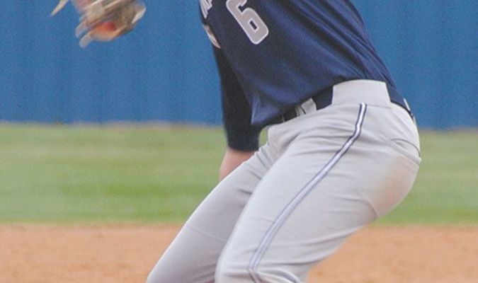 ONE-HITTER: Marlow pitcher Tag Allen, pictured here against Lone Grove earlier this month, combined with Don Huber to toss a one-hitter against Miami at the Verdigris tournament last Friday.