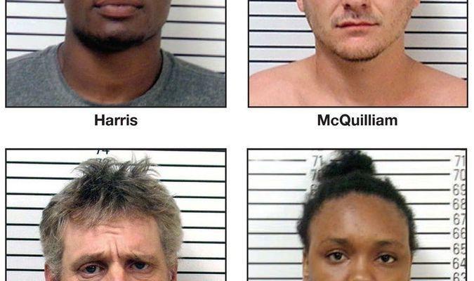 Suspects arrested in murder case
