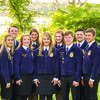 Marlow FFA members attend camp
