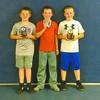 HARRAH TOURNAMENT: Jack Glover - 1st, Zaiden Wilafong -1st, Wyatt Walden - 2nd and Weston Pope - 2nd
