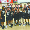 9TH GRADE BOYS: The Marlow freshmen boys basketball team won the conference tournament at Pauls Valley last weekend.