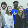 The Central High basketball homecoming court has been named