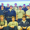 The Marlow wrestling team won the district title at Bridge Creek on Tuesday to qualify for dual state to be held next month.
