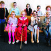 FUN TIME: Some Marlow Elementary School students dressed up for the 100th day of school at Marlow Elementary last Friday.