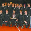 BRINGING HOME SILVER: The Marlow Outlaws won second place at the two-day Dual State Tournament in Shawnee last Friday and Saturday. The Outlaws beat Checotah on the first day and then defeated Comanche in the semifinals to advance to the finals. Perry won the championship.