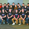STRAIGHT SHOOTERS: The Bray-Doyle archery team placed third at the national tournament and qualified for the world tournament to be help in Kentucky later this year.