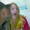 Charles Lockhart posted this picture of he and Jennifer Jadrich on his Facebook page one day before her body was discovered in his truck.