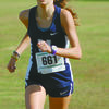 ALL-STATE: Marlow freshman Korie Kizarr finished eighth overall at the Class 3A State Meet and made the all-state team.