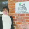 Safe Center Executive Director Cora Thomas