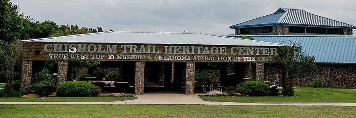 Photo courtesy of Chisholm Trail Heritage Center