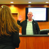 """At the Marlow City Council meeting on Tuesday, members welcomed Nuell Brown, the newest Marlow resident to be elected to their board. """"I'm glad we've got somebody who's willing to serve,"""" said Councilman Danny Glover. """"I believe he has a role in City government."""""""