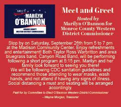 O'Bannon Meet & Greet
