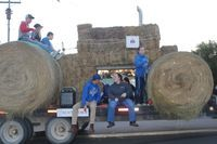 Mark Twain FFA Float