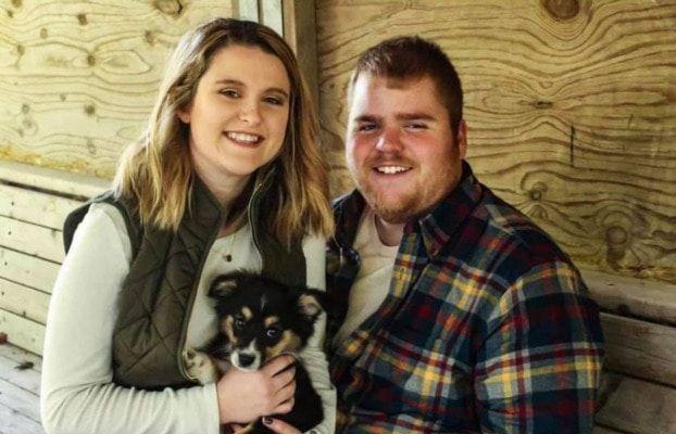Cameron Crigler and husband Zane Crigler