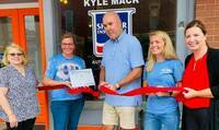 Congratulations to Kyle Mack and Shelter Insurance
