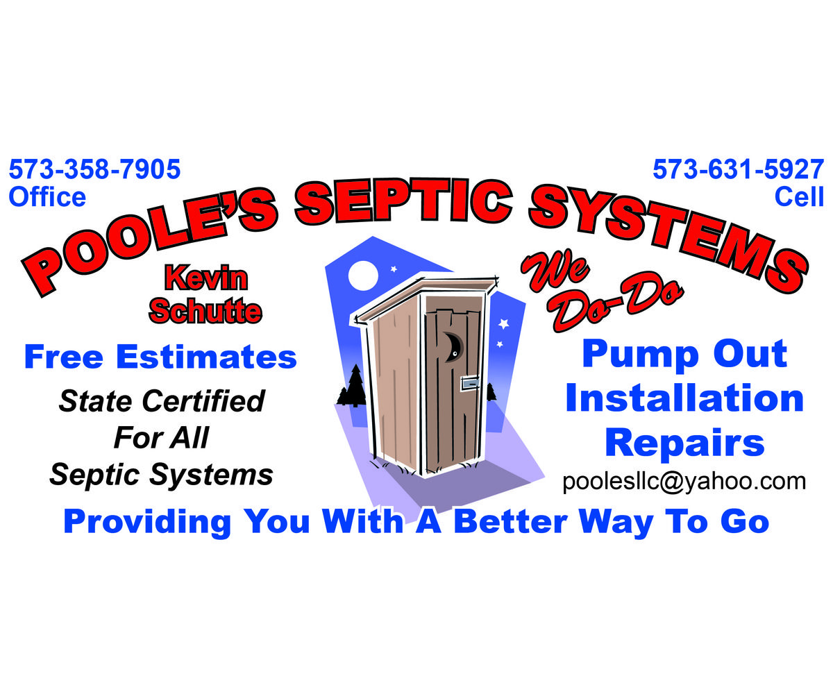 Poole's Septic Systems