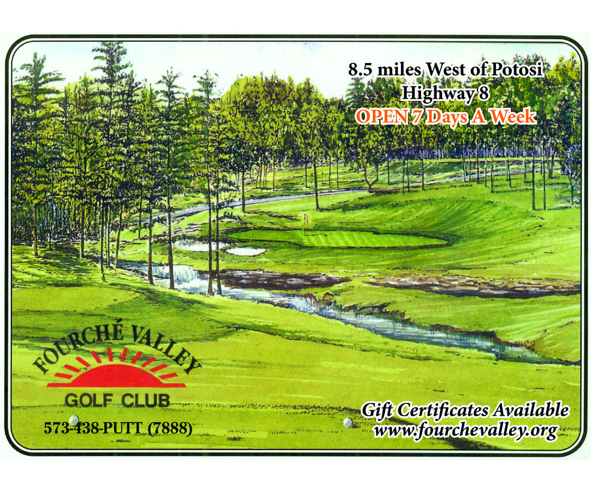 Fourché Valley Golf Course