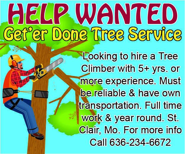 Get er done tree service