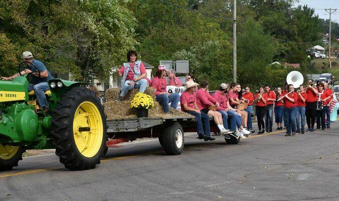 Bi-State Band Festival Parade