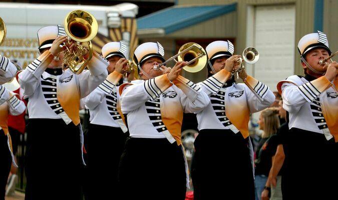 Sullivan Marching Band