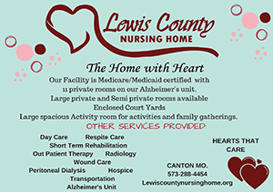 Lewis County Nursing Home