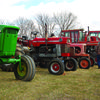 A wide selection of tractors, machinery, vehicles and other items were available at the FFA Alumni Consignment sale held March 5.