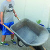 Cole Hoewing worked for the City of Canton doing several different jobs during a summer program.