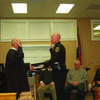 Sheriff David Parrish is sworn in for his fifth term