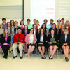 Pictured above are the 2017-2018 members of Highland's FBLA