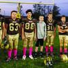 Members of the eighth grade team included: Drew Mallet,  Blake Kaylor, Justin Hawkins, Kyle Benson, Robert Goehl, Alex Meyer, Cameron Bringer.